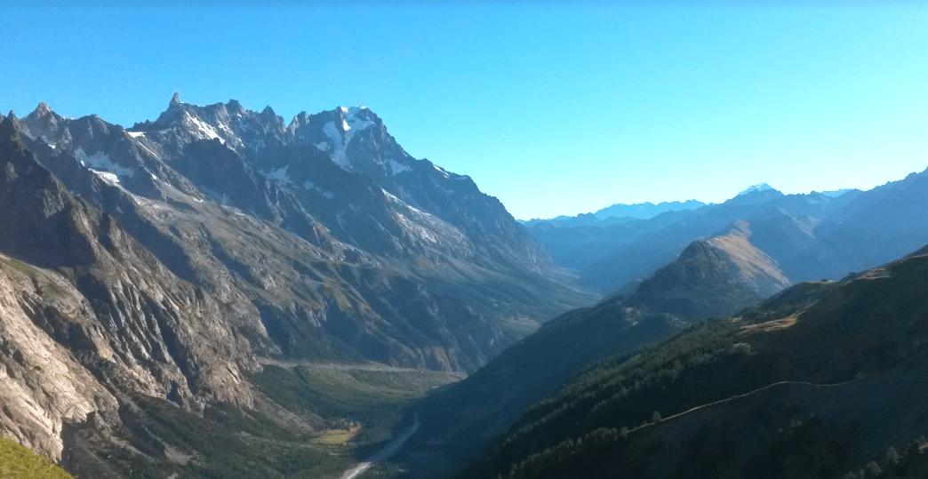 rené schneider lutraläufer trailrunning - Auf den hügeligen Trails des Mont Blanc