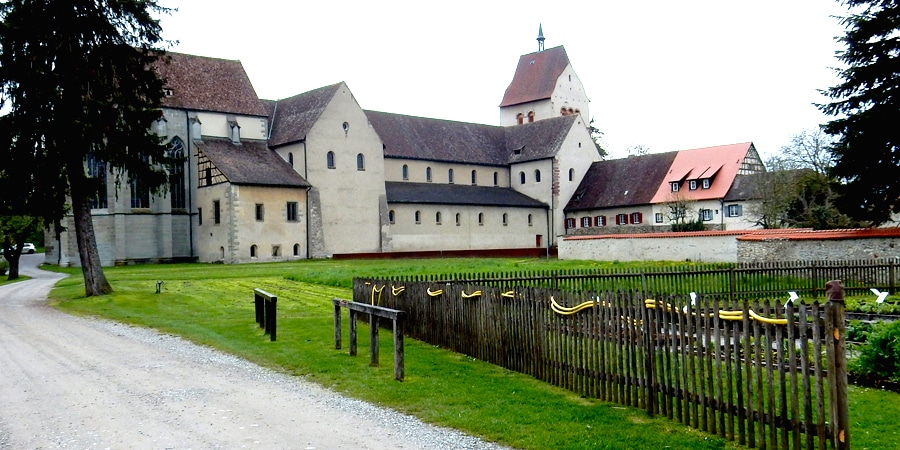einmalige erlebnisse deutschland kloster reichenau tip133 - 500 Einmalige Erlebnisse Deutschland