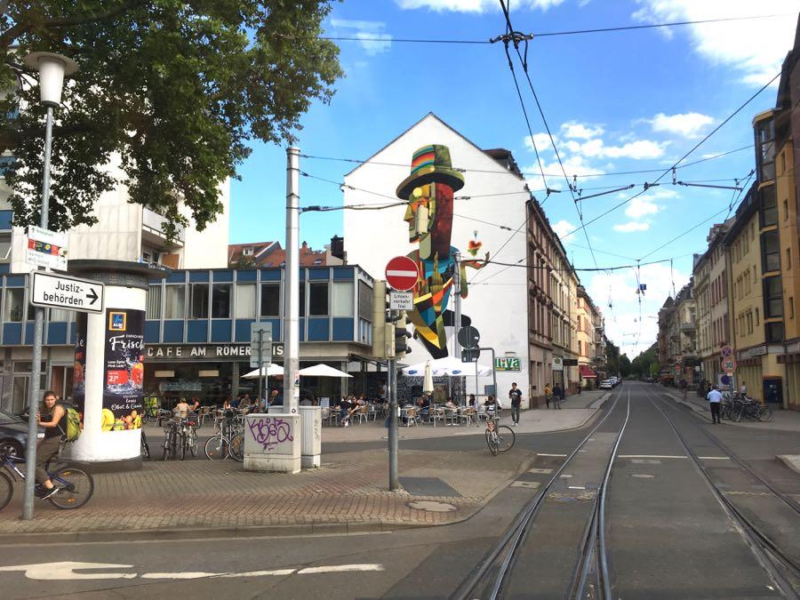 streetart in heidelberg10 - Urbane Kunst: Streetart in Heidelberg