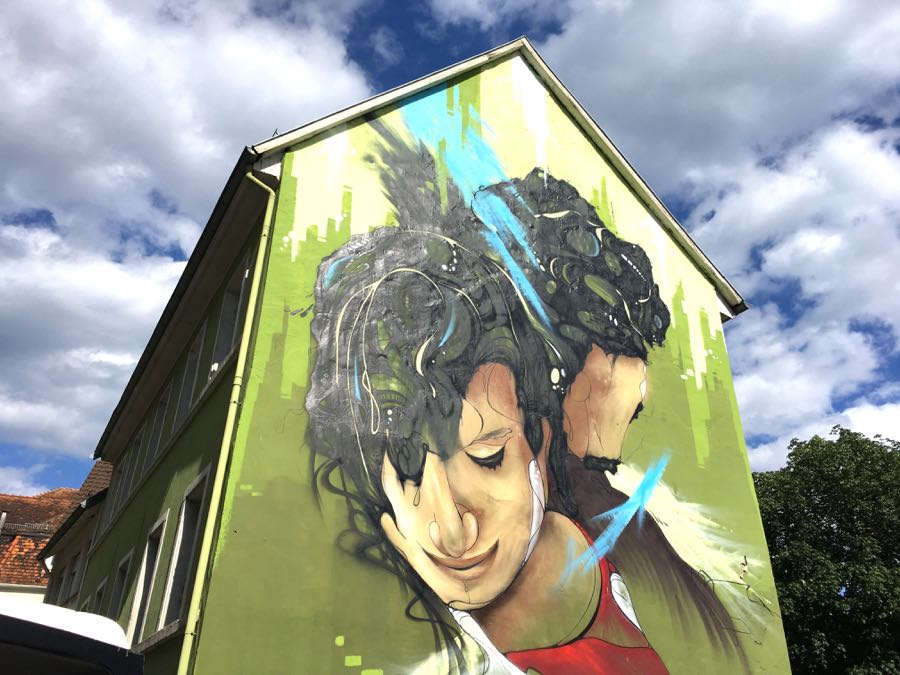 streetart in heidelberg13 - Urbane Kunst: Streetart in Heidelberg