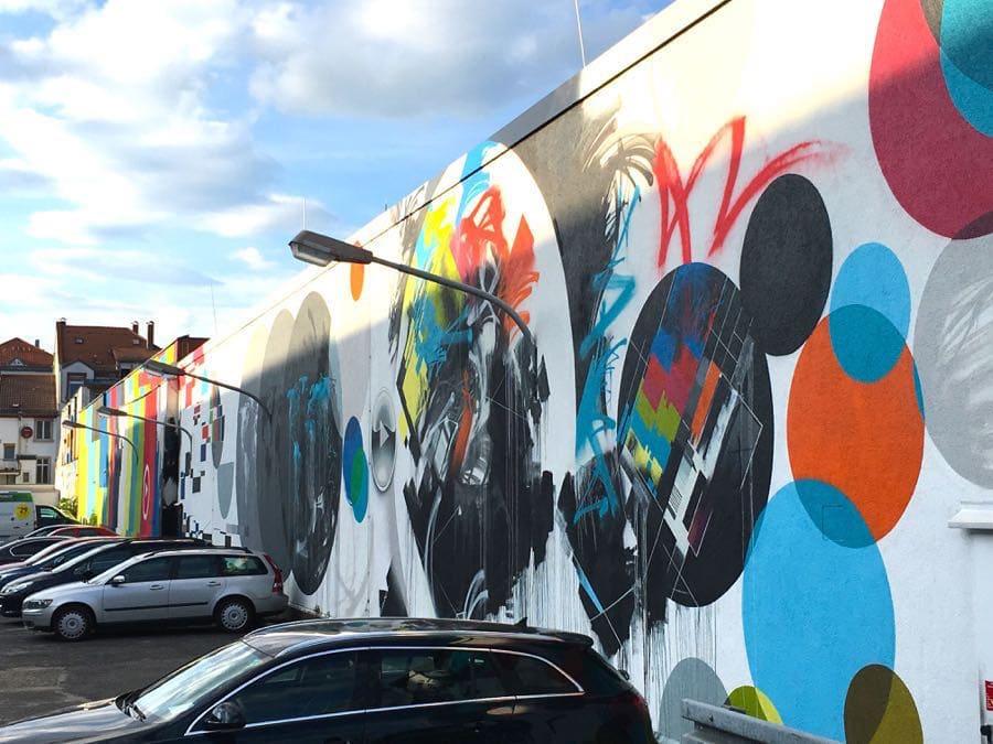 streetart in heidelberg3 - Urbane Kunst: Streetart in Heidelberg