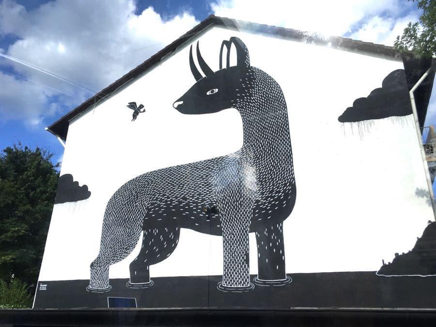 streetart in heidelberg4 - Urbane Kunst: Streetart in Heidelberg