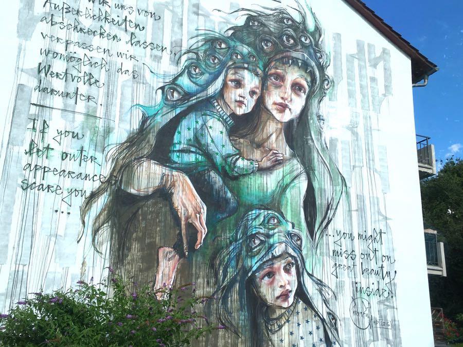 streetart in heidelberg8 - Urbane Kunst: Streetart in Heidelberg