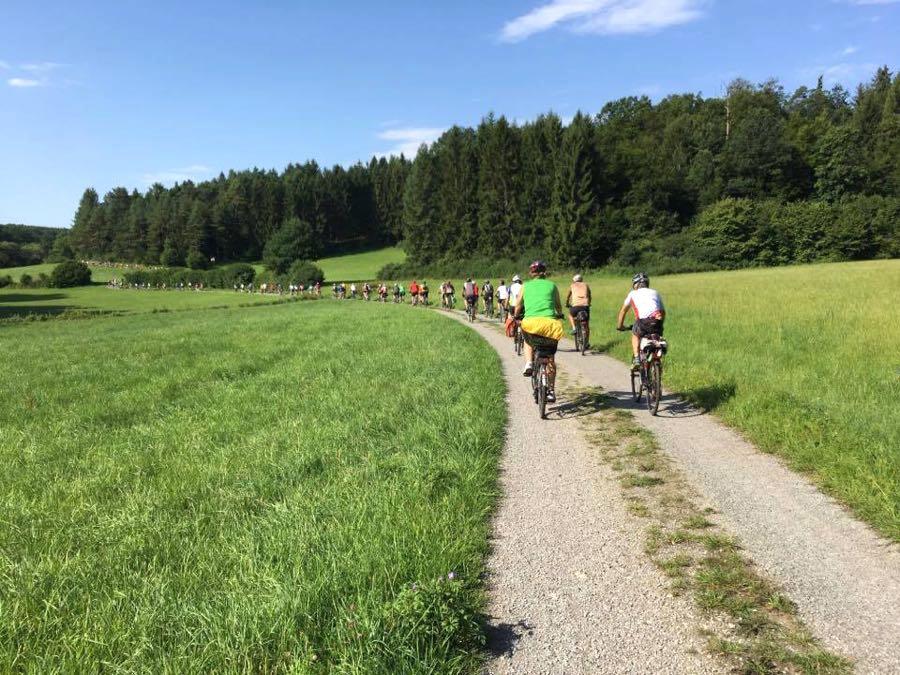 radtour im odenwald14 - Deutschland