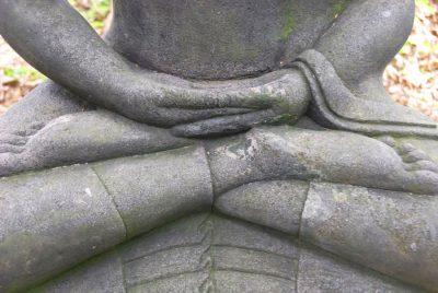 Ein buddhistischer Zen-Garten in NRW