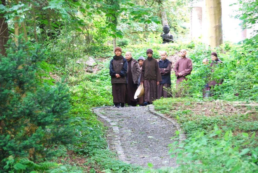 buddhistischer zen garten nrw 12 - Ein buddhistischer Zen-Garten in NRW