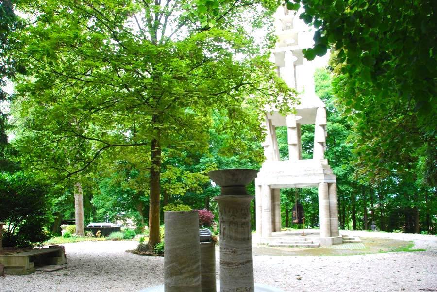 buddhistischer zen garten nrw 13 - Ein buddhistischer Zen-Garten in NRW