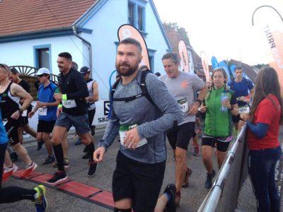 Zum Trailrunning in der Pfalz unterwegs
