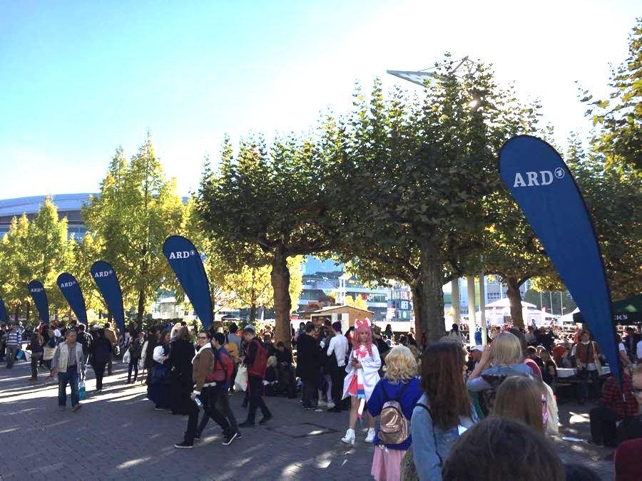 frankfurter buchmesse blogger reise 1 - Die Frankfurter Buchmesse aus Blogger-Sicht