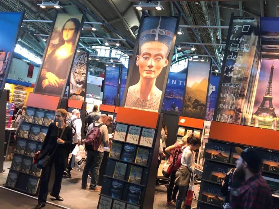 frankfurter buchmesse blogger reise 6 - Die Frankfurter Buchmesse aus Blogger-Sicht