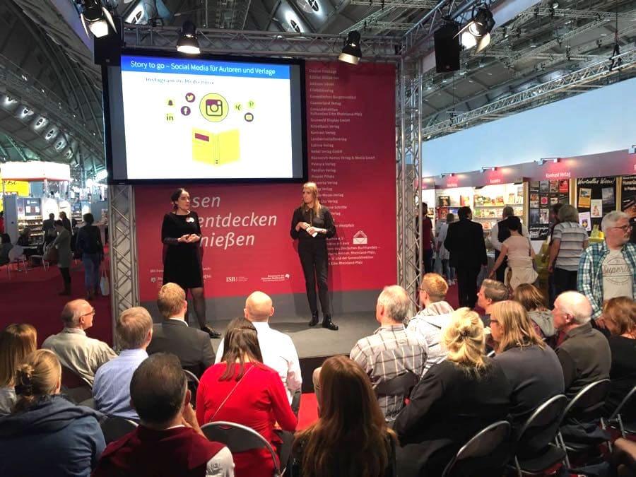 frankfurter buchmesse blogger reise 7 - Die Frankfurter Buchmesse aus Blogger-Sicht