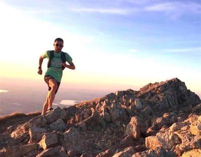 Moritz auf der Heide: Laufen, Berge & Reisen
