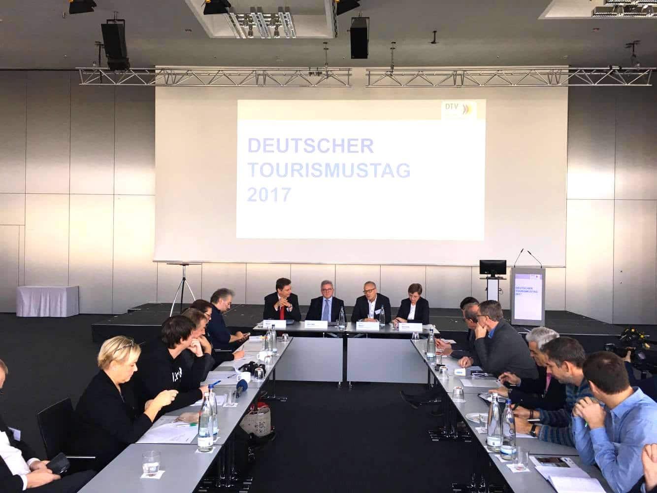 deutscher tourismustag tourismusverband dtv 4 - Deutscher Tourismustag: Reisen in Deutschland