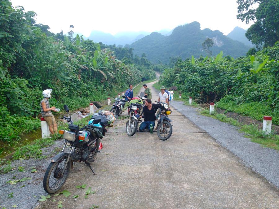 phong nha vietnam - Roadtrip mit dem Motorrad durch Vietnam