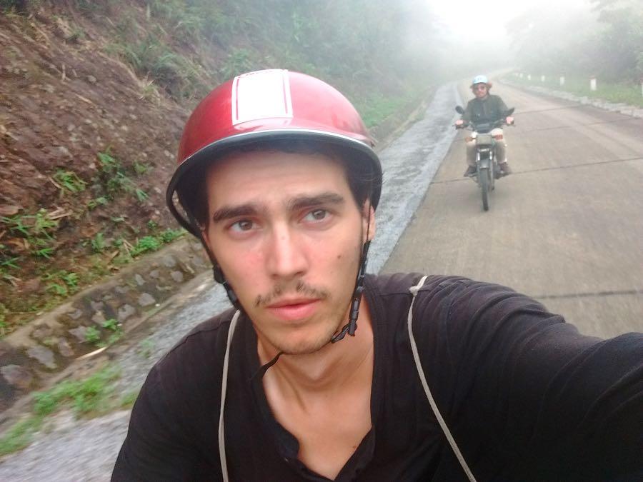 Mit dem Motorrad durch Vietnam Roadtrip Asien