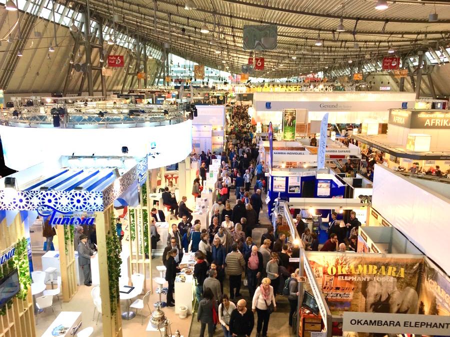 CMT Urlaubsmesse Reisemesse Stuttgart Messe