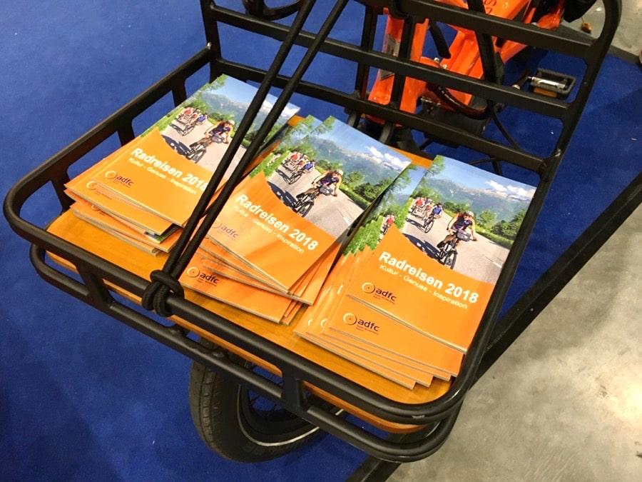 ADFC Urlaubsmesse Reisemesse Stuttgart Messe