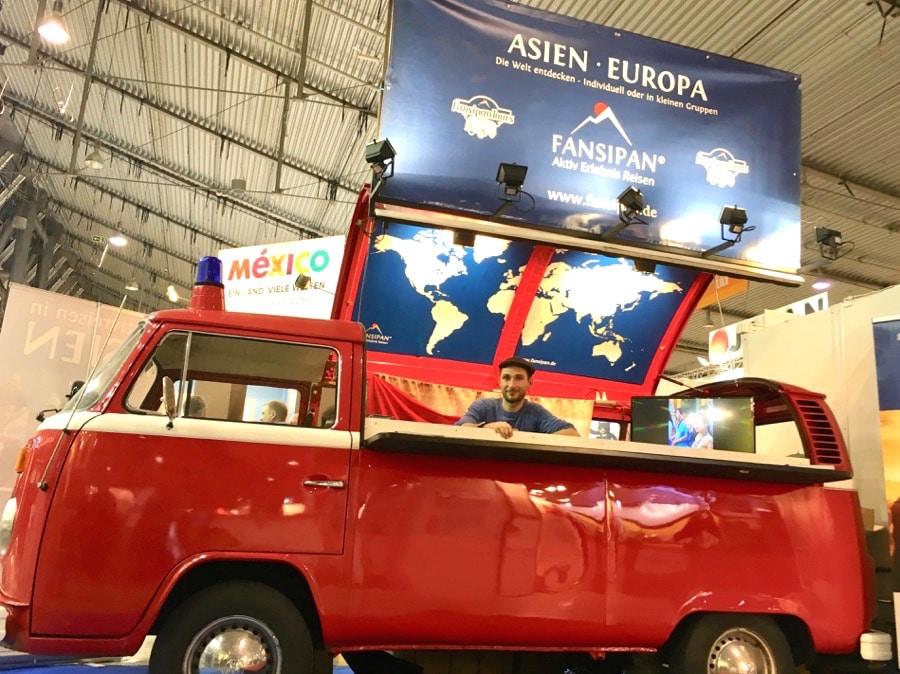 Urlaubsmesse Reisemesse Stuttgart Messe