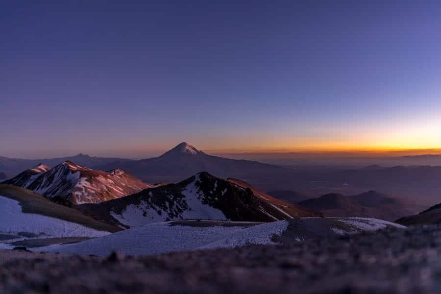 bergsteigen trekking bolivien acotango 2 - Bergsteigen und Trekking in Bolivien
