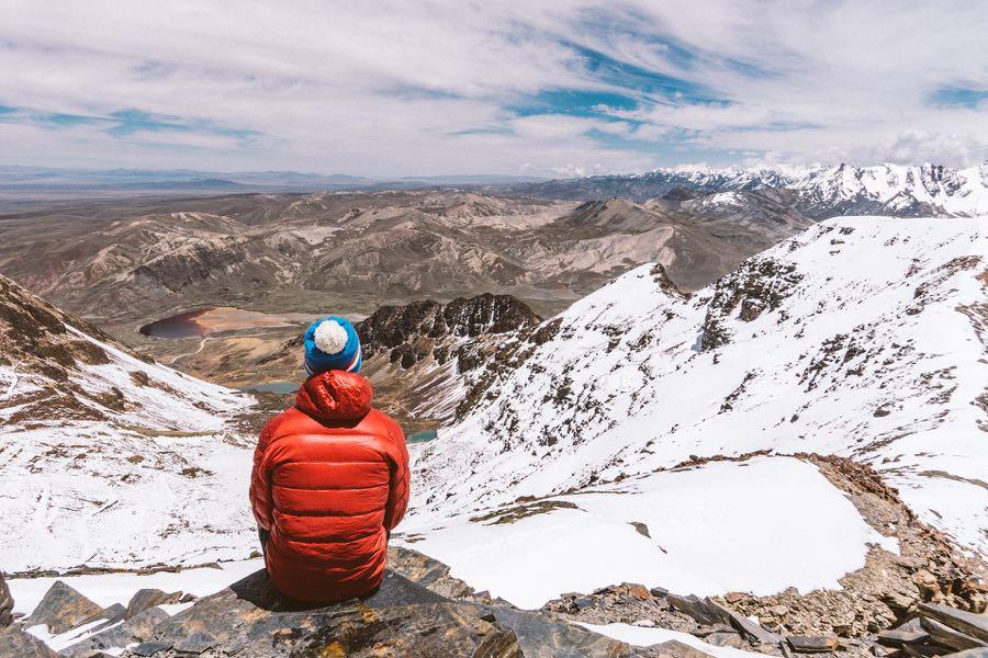 bergsteigen trekking bolivien chacaltaya werner mueller schell - Bergsteigen und Trekking in Bolivien