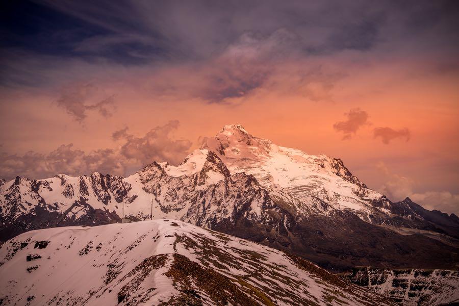 bergsteigen trekking bolivien huanyapotosi - Bergsteigen und Trekking in Bolivien
