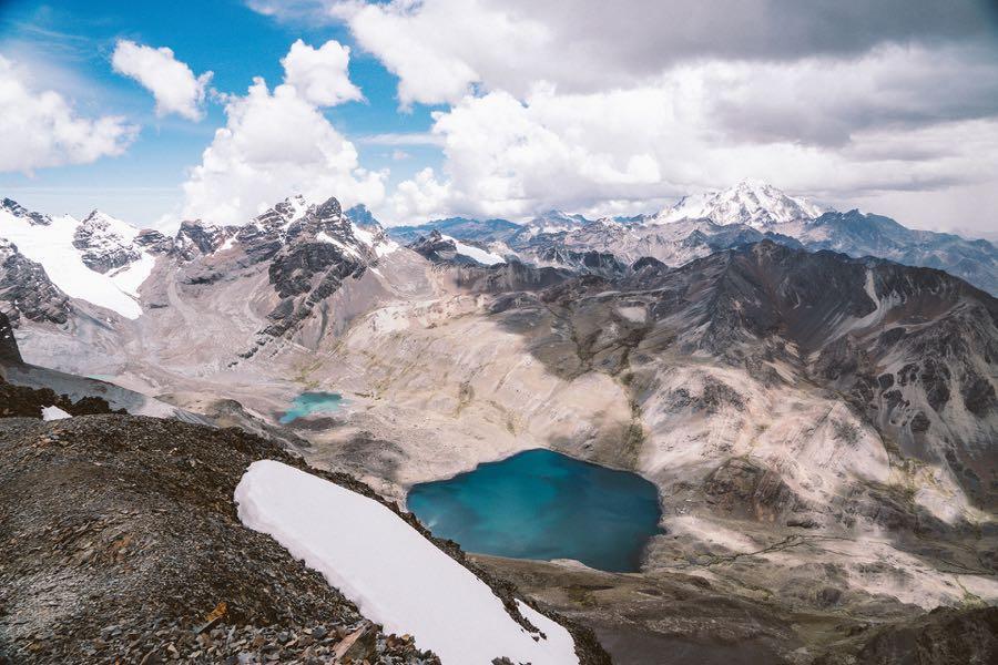 bergsteigen trekking bolivien picoaustria - Bergsteigen und Trekking in Bolivien