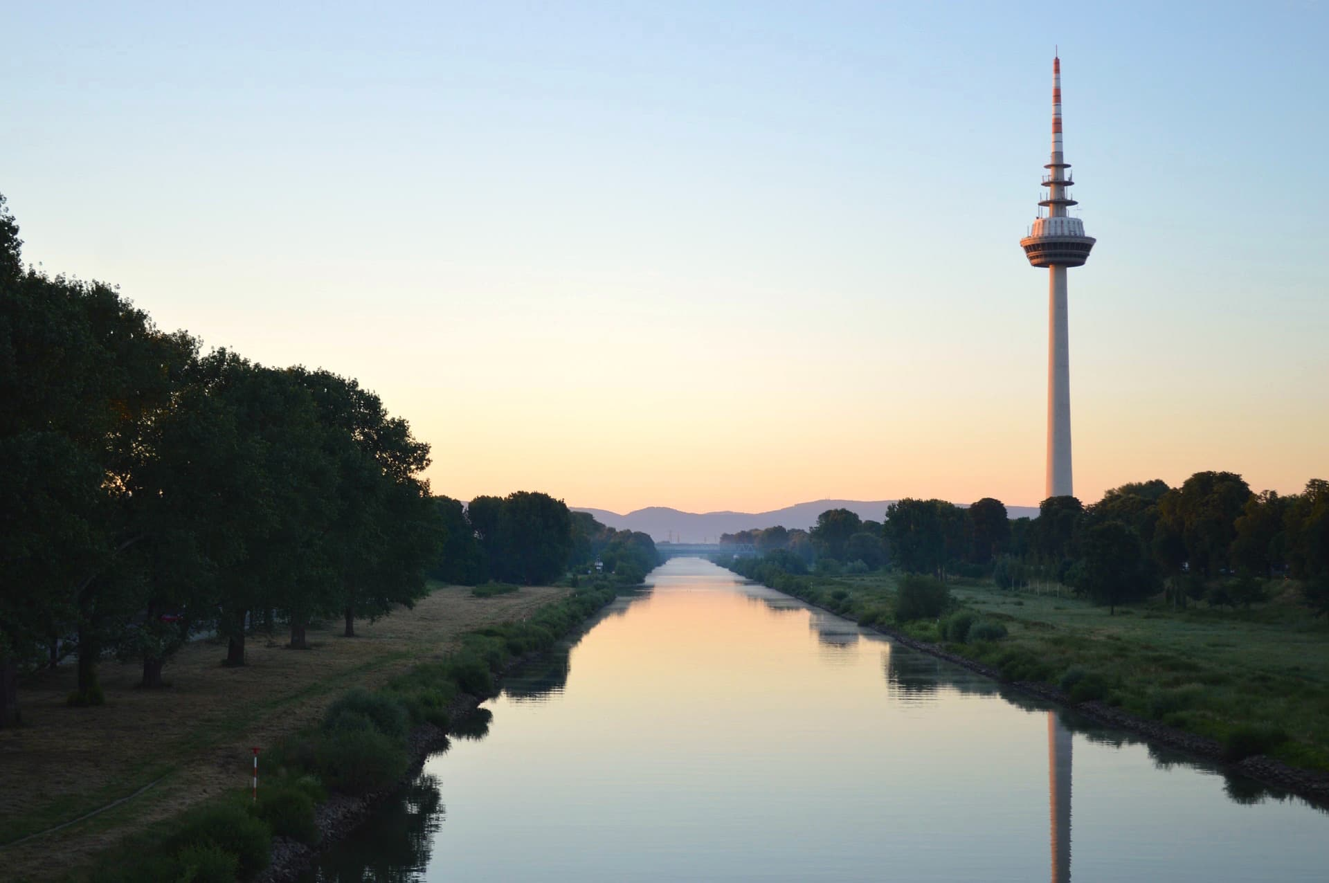 Fernmeldeturm Mannheim Rhein-Neckar: Infos & Tipps für die Metropolregion
