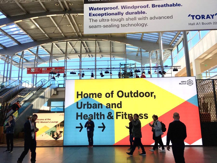 ispo blogger 10 - Sport & Outdoor: die ISPO Messe in München