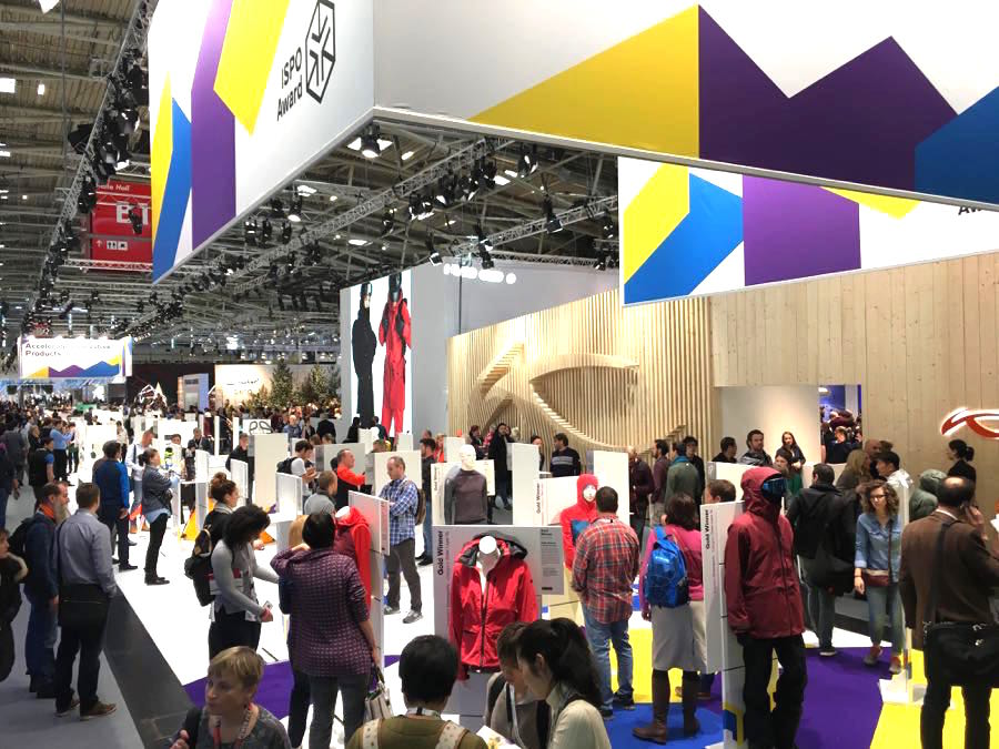 ispo blogger 15 - Sport & Outdoor: die ISPO Messe in München