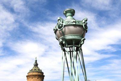 Mannheim Städtetrip: Monnem auf zwei Rädern