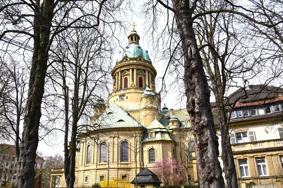 Mannheimer Christuskirche