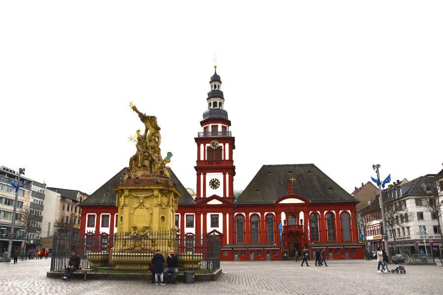 Marktplatz Mannheim