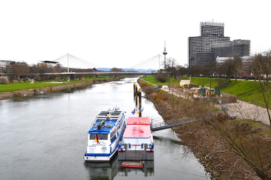 blogger mannheim staedtetrip 17 - Mannheim Städtetrip: Monnem auf zwei Rädern