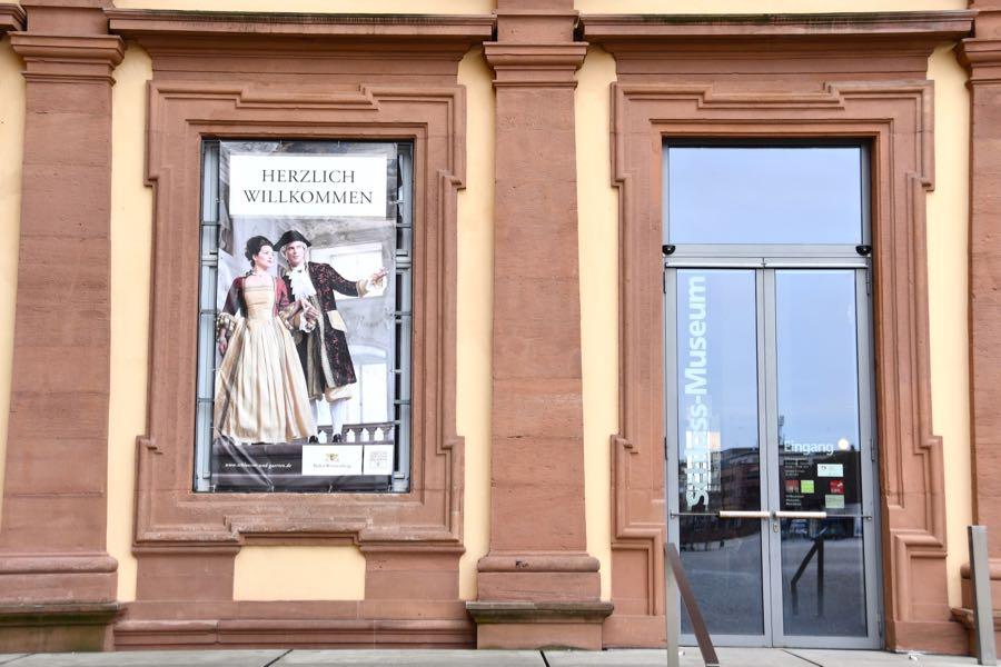 Mannheim Schloss Barock