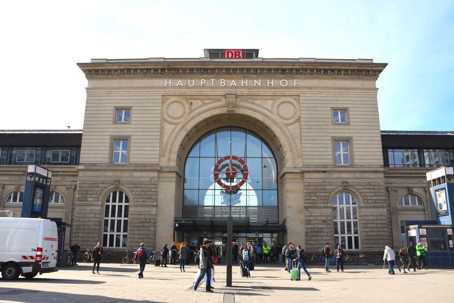 Hauptbahnhof Mannheim Sehenswürdigkeiten
