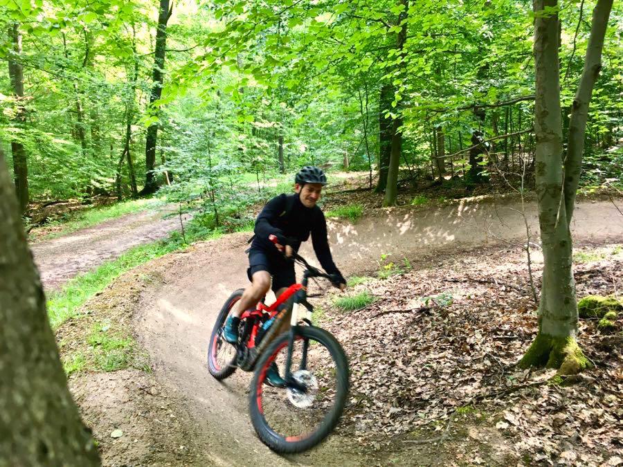 Outdoor-Aktivitäten MTB Mountainbiken
