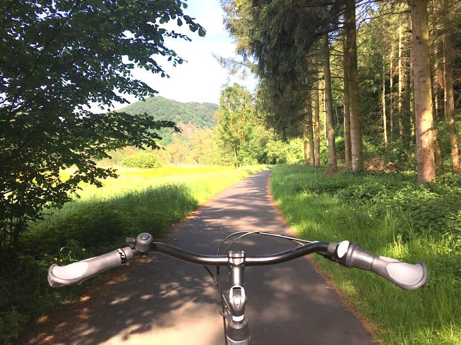 nahe urlaub radweg 7 - Outdoor Tipp: Radtour auf dem Nahe-Radweg
