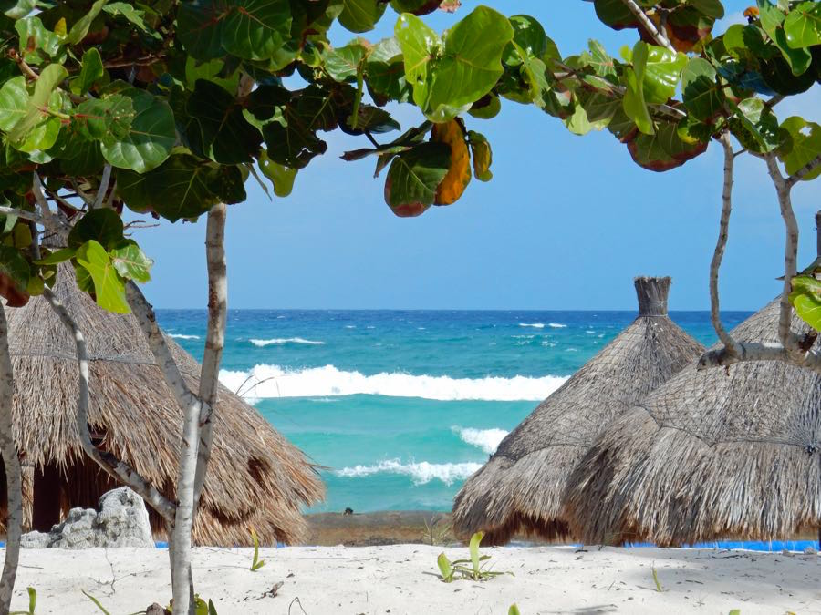 Mexiko Urlaub Strand Tipps