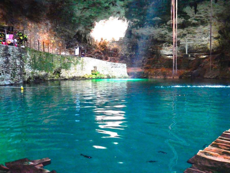 Cenote Mexiko Urlaub Tipps
