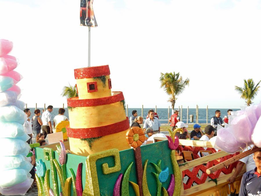 Yucatan Karneval Mexiko Urlaub Tipps