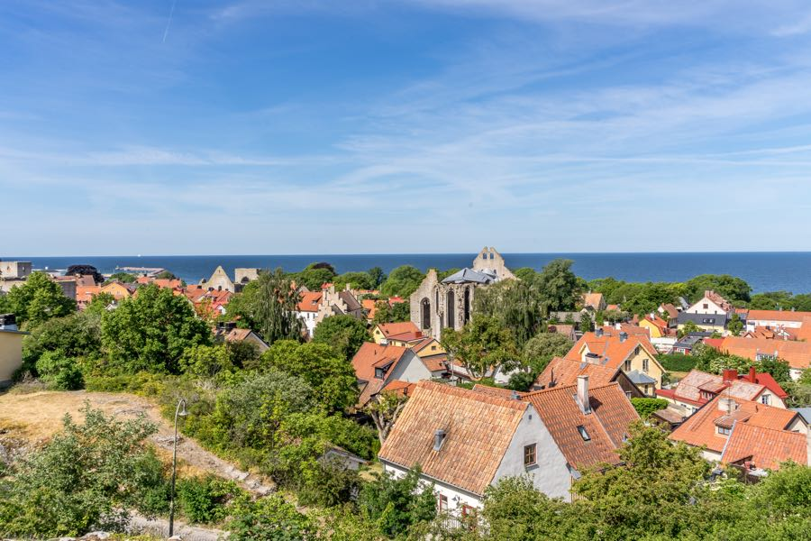 gotland schweden 10 - Die Hanse in Lettland, Estland und Schweden