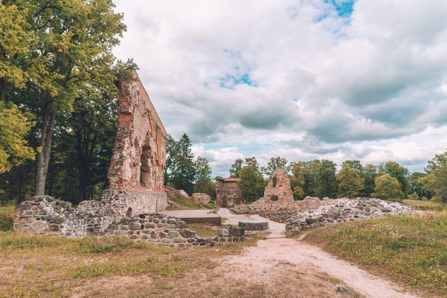 hanse 12 - Die Hanse in Lettland, Estland und Schweden