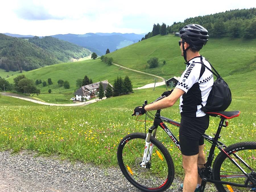 mountainbiken schwarzwald 1 - Die Outdoor-Region Belchen im Schwarzwald