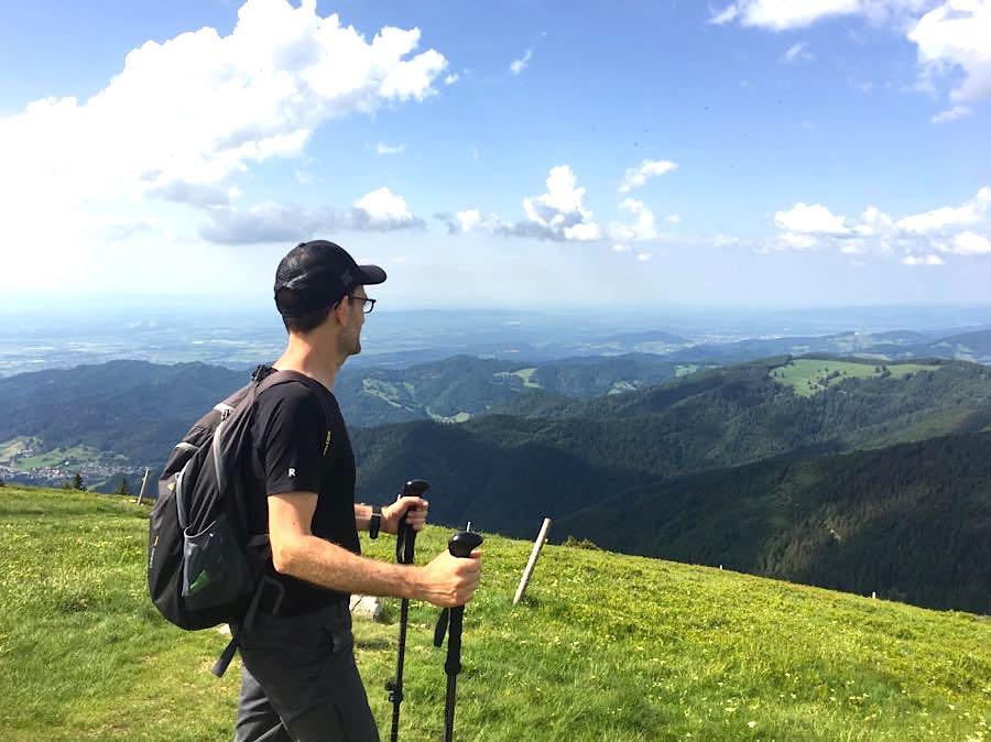 wandern belchen 1 - Die Outdoor-Region Belchen im Schwarzwald
