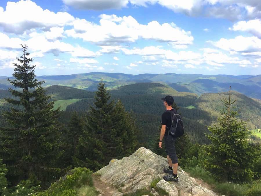 wandern belchen 2 - Die Outdoor-Region Belchen im Schwarzwald
