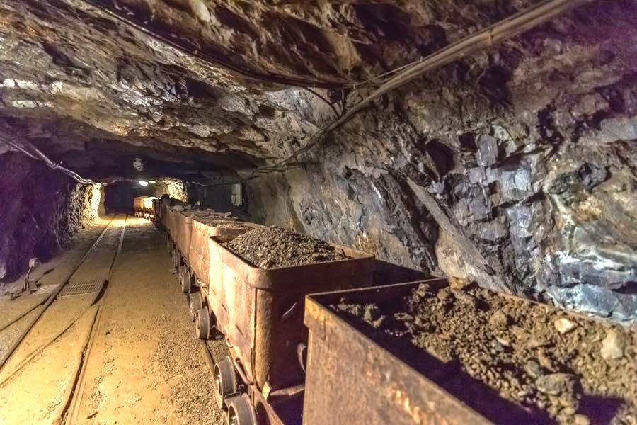 besucherbergwerk finstergrund 1 - Belchen: Wandern in der Schwarzwald-Region