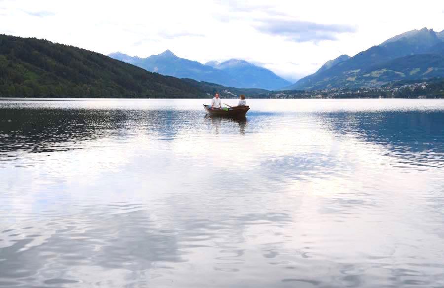 Millstätter See Kärnten Urlaub