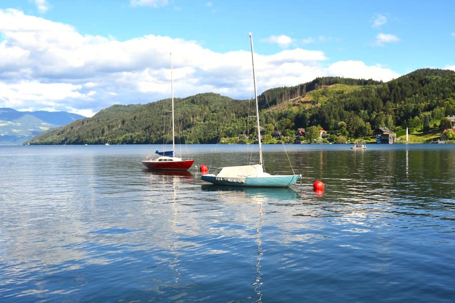 kaernten see - Wandern in Kärnten am Millstätter See