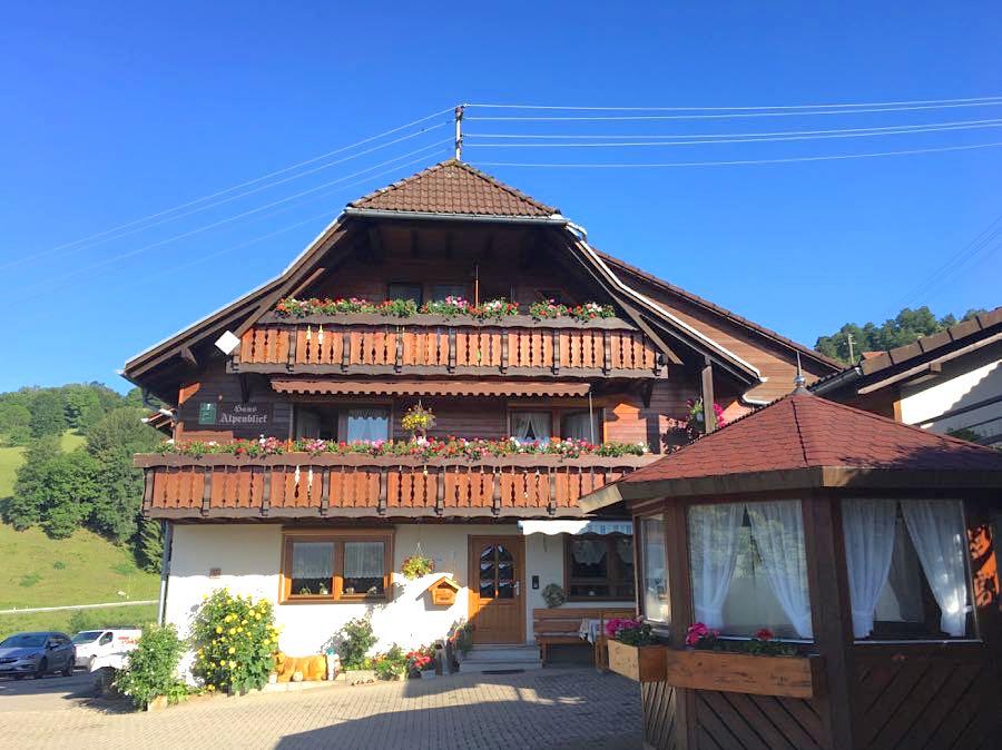 schwarzwald wieden 2 - Belchen: Wandern in der Schwarzwald-Region