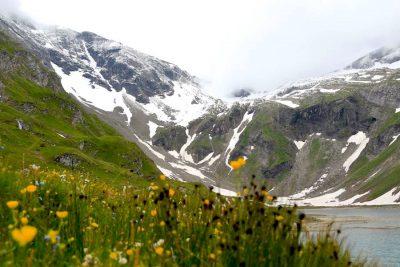 Bergtour und Gletscher-Trekking in Österreich